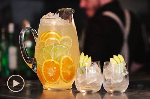 Mixology - Ginger Beer Punch